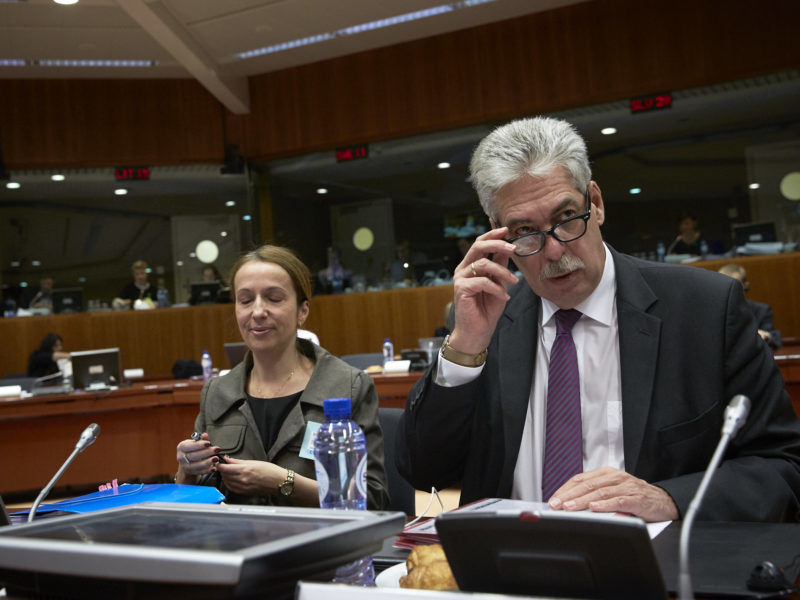 Germany and France to outline EU financial transaction tax ...