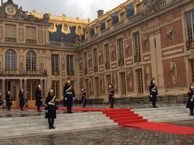 Versailles Eu Braucht Neue Politische Dynamik Euractivde