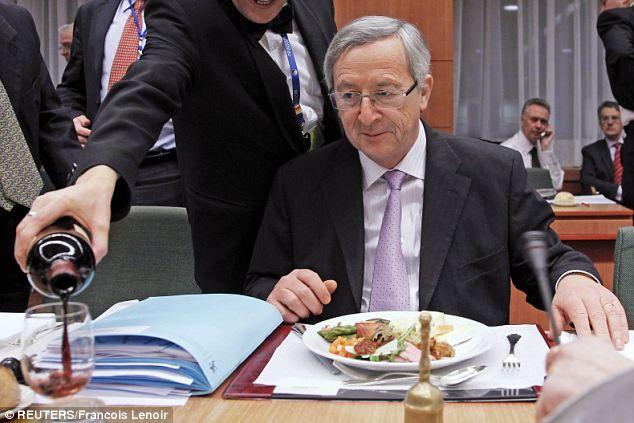 Juncker Drunk