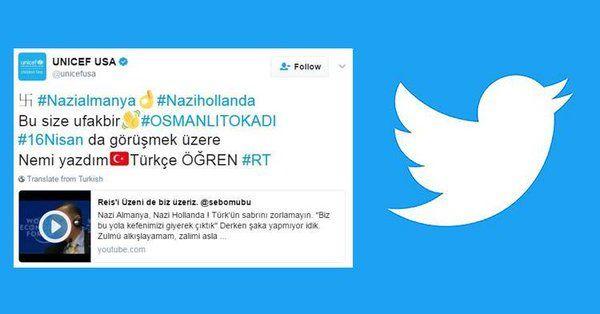 Pro-Erdogan hackers in Twitter attack as EU blasts Turkey – EURACTIV com