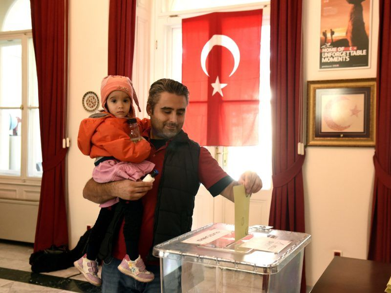 Turkey's electoral board names parties to run for June 24 polls