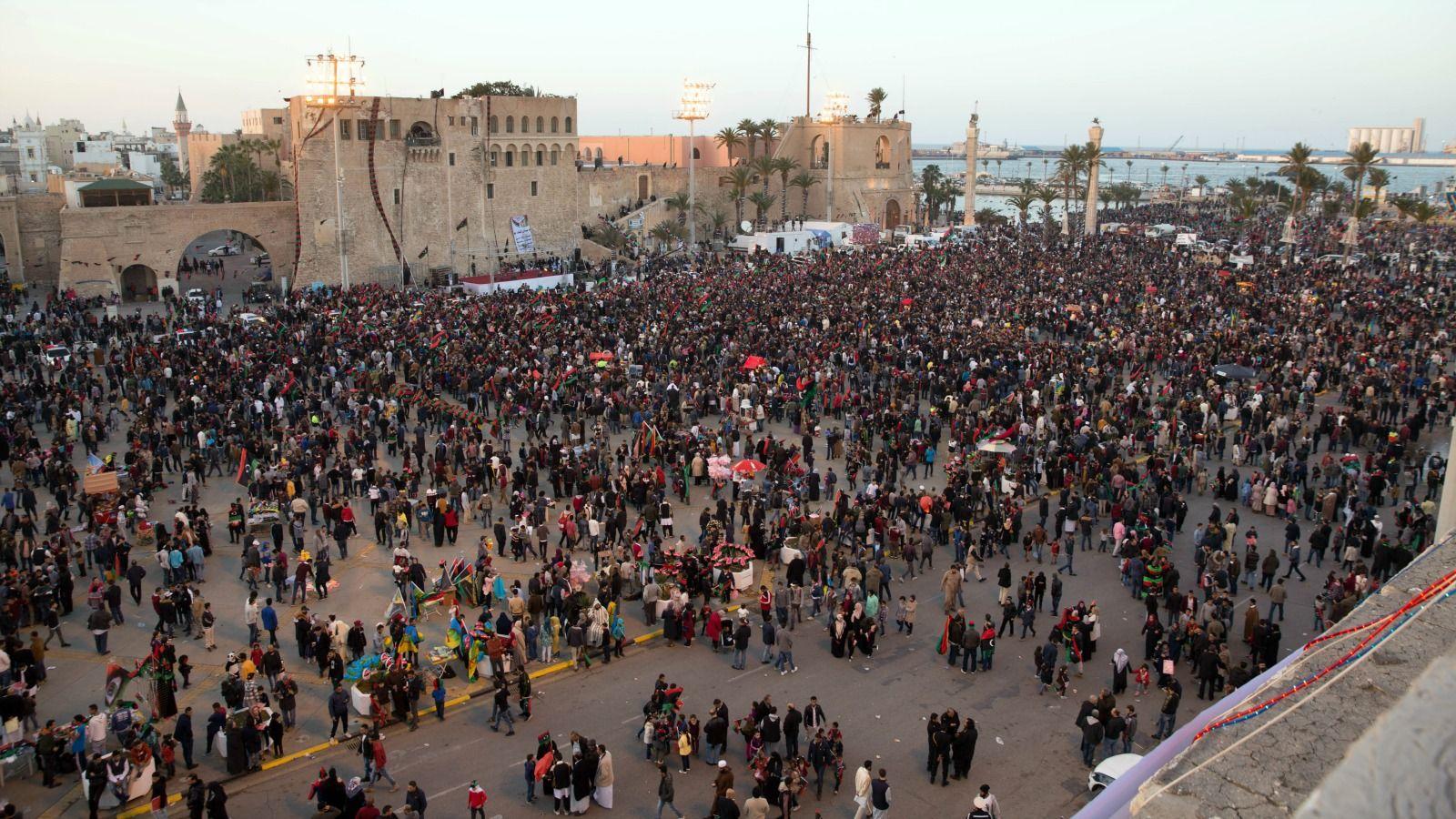 Russia Plays Games For Fun In Libya Euractiv Com