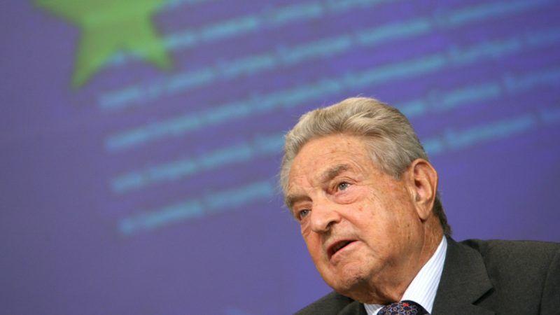 Risultati immagini per SOROS EUROPEAN UNION