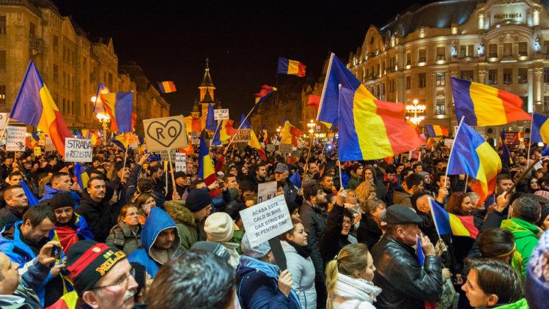 Romania S Fake News Fuels Euroscepticism