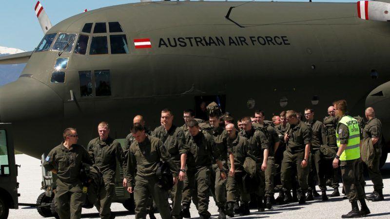 Nato Breaks Partnership Deadlock Over Turkey Austria Dispute