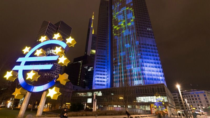European central bank 2020 cryptocurrency