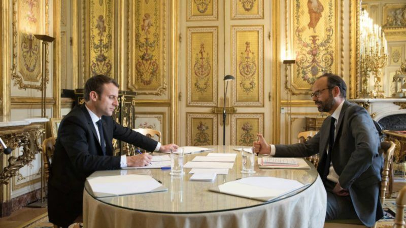 Macron Blurs Party Lines With Mixed French Cabinet Euractiv Com