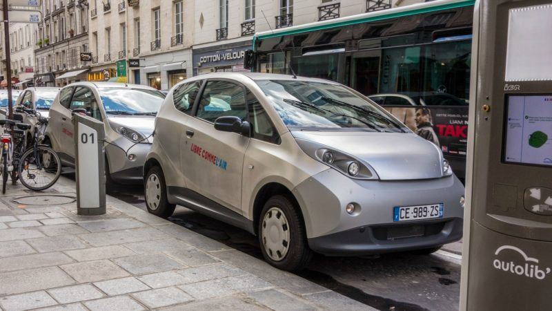Innovation fuels Europe's leadership on shared mobility – EURACTIV com