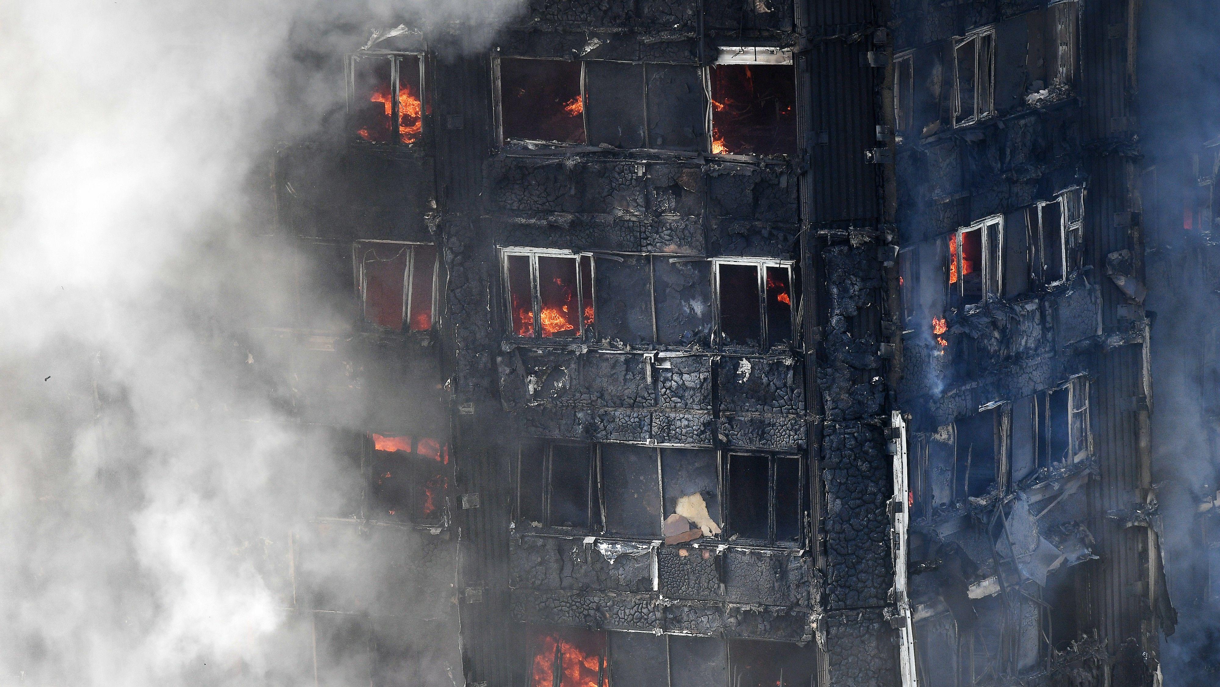 Grenfell Tower Blaze Reignites Eu Debate On Fire Health