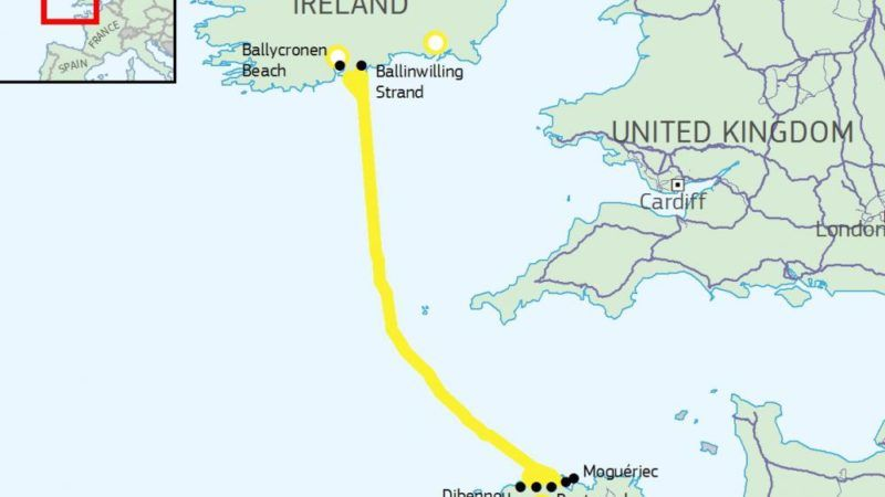 Commission funds France-Ireland power link that bypasses UK