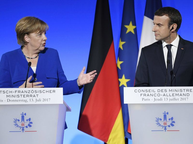BAE says unfazed by Franco-German fighter project, sees