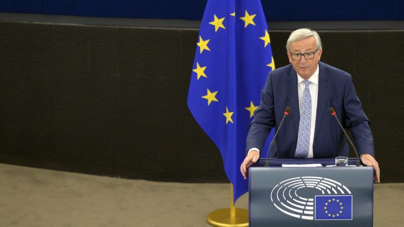 Juncker sparks Brexit love-in but divisions remain