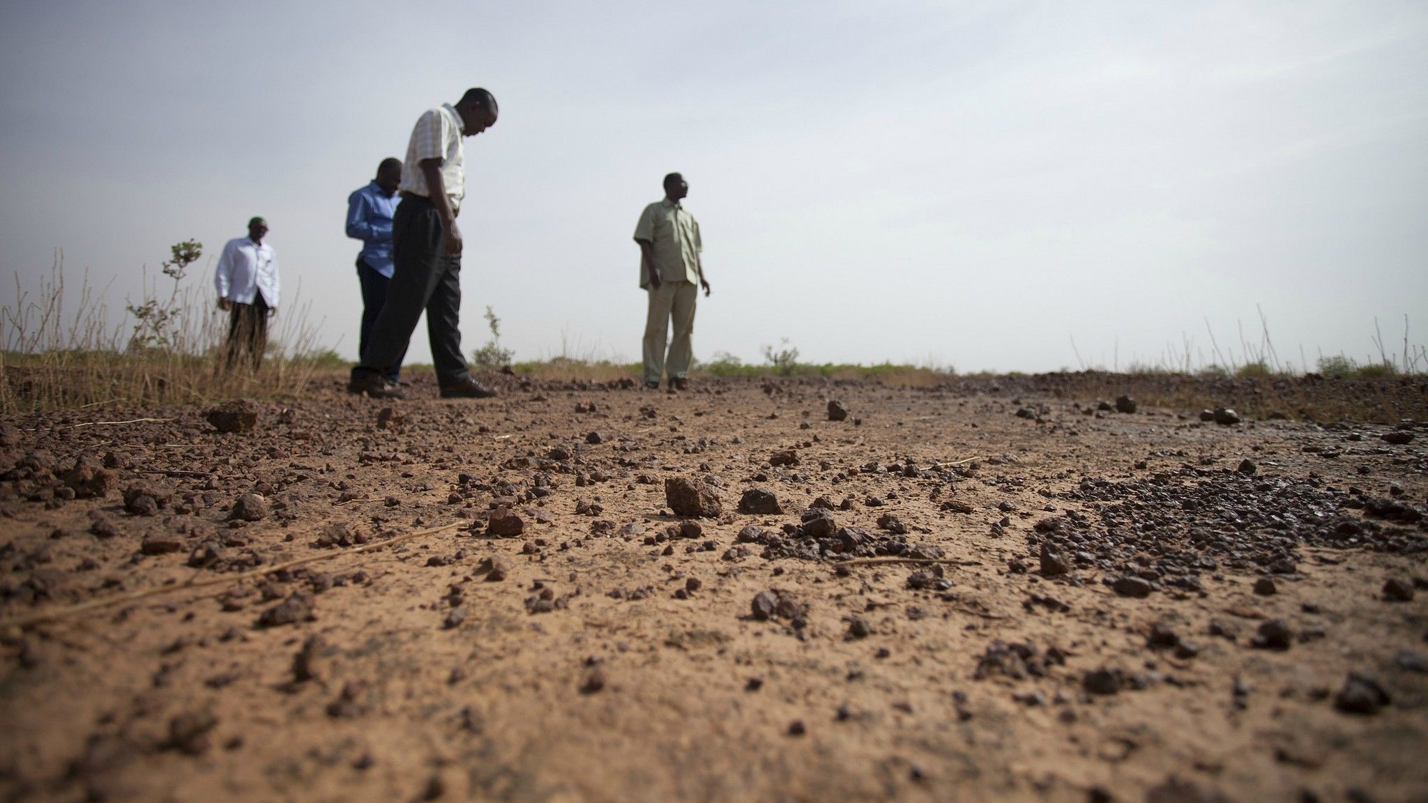 Third Of Earth S Soil Is Acutely Degraded Due To
