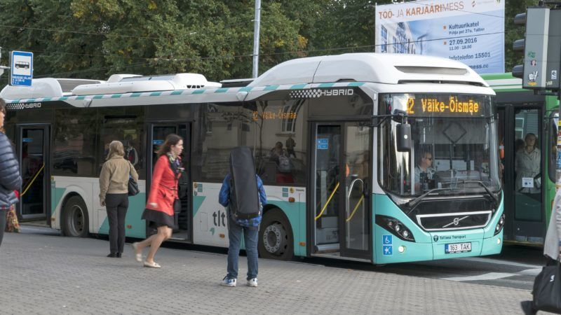 eb7f31d33e6 Digital and accessible, Tallinn's public transport aims for more ...