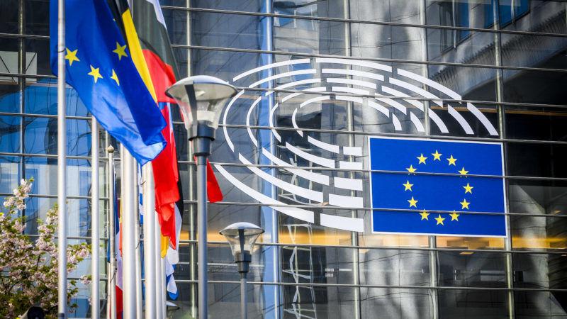 Parlamento Europeo di Bruxelles. Credits to: Euractiv.