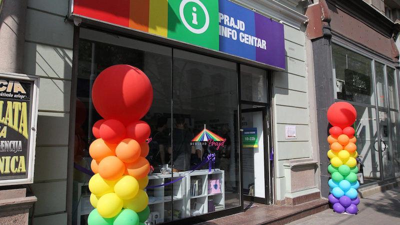 Price srbija gay Gay Pride
