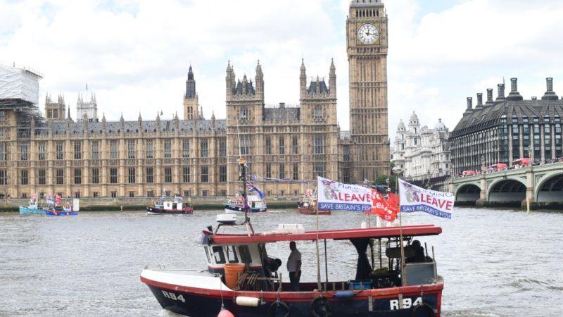 EU prepares compensation for fishermen hit by no deal Brexit