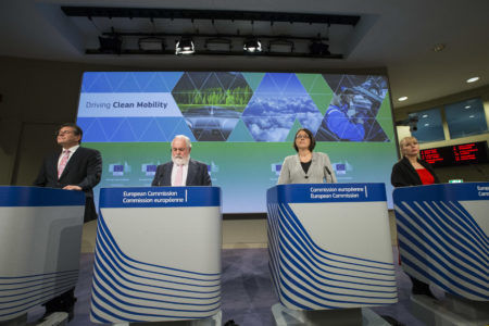 EU's car emission goals for 2030 stir up 'tech neutrality' debate