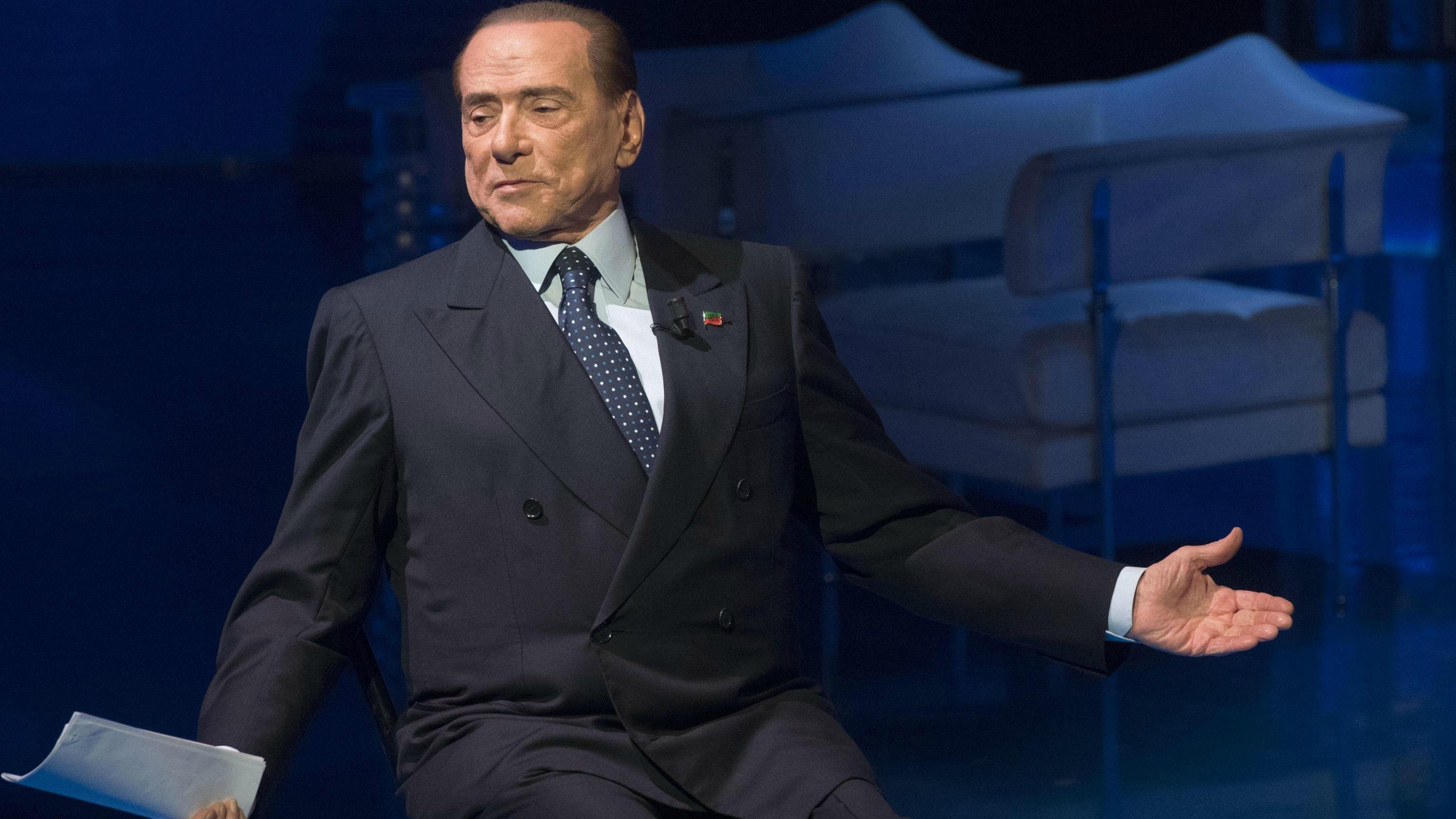 Silvio Berlusconi – EURACTIV