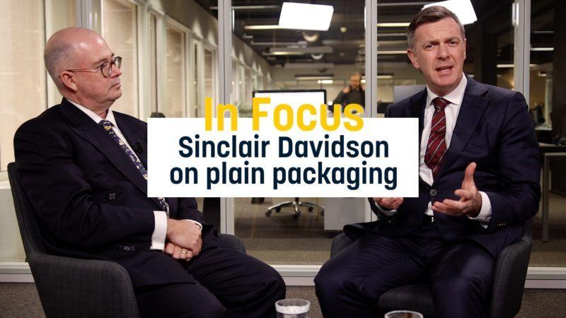 In Focus: Sinclair Davidson