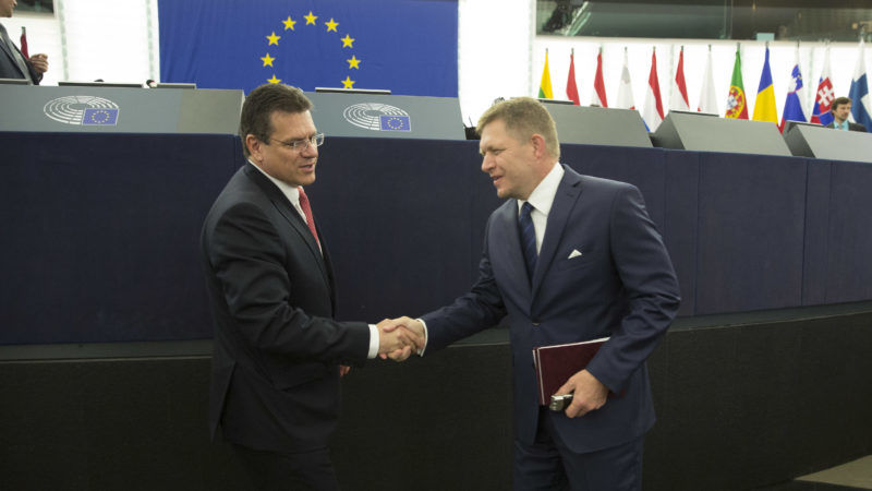 Slovakia considers exiting coal in 2023, Sefcovic eyes