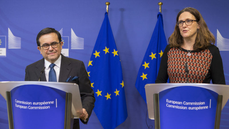 Eu And Mexico Fail To Conclude Political Agreement On Trade Deal