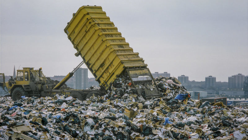 Chinese Ban On Plastic Waste Imports Could See Uk