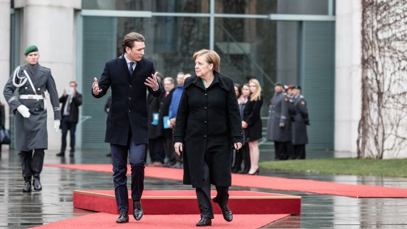 Austria and Germany: An old quarrel that never dies – EURACTIV.com