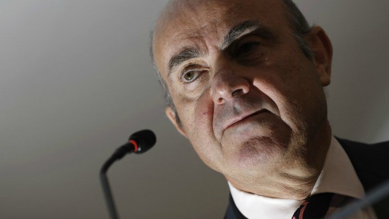 More Banker Than Politician De Guindos Faces Ecb Litmus Test