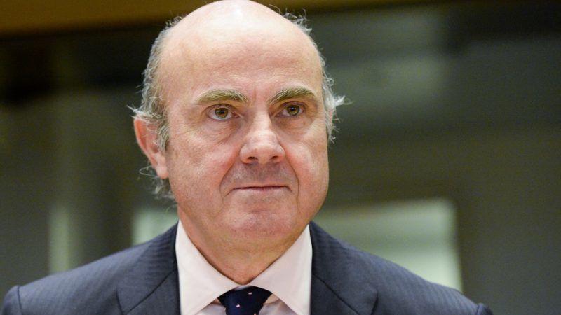 Meps Demand Improving Nomination Process To Support De Guindos