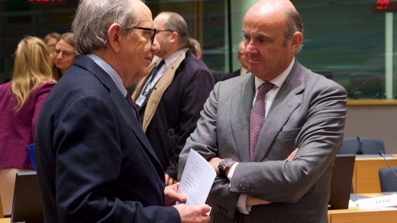 De Guindos Leads Race To Win Ecb Vice Presidency Euractiv Com