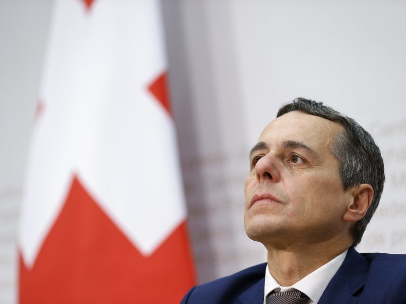 Swiss To Revisit Talks On Full Treaty With Eu After Summer Break
