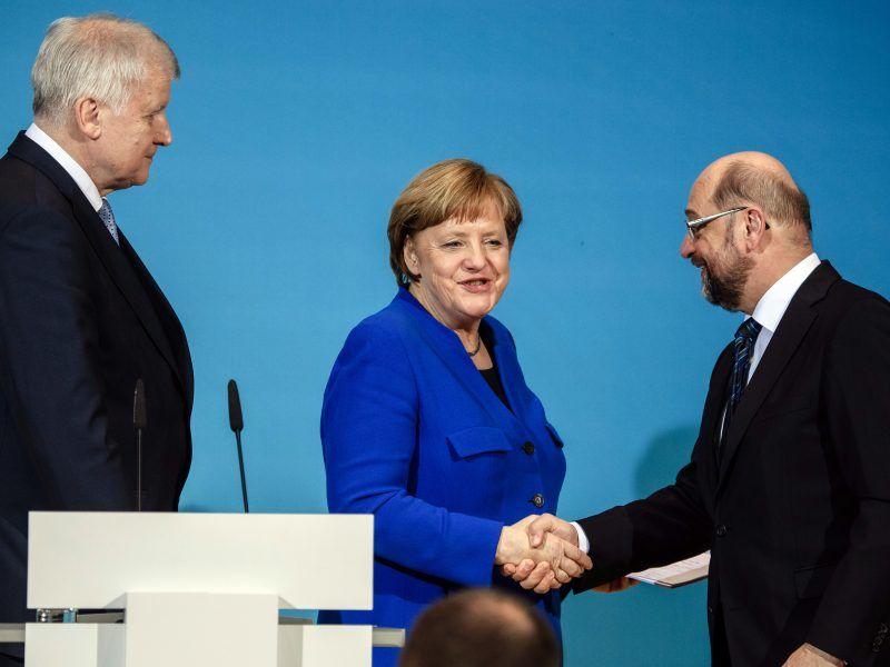 German Coalition Agreement A Document Of Distrust Euractiv