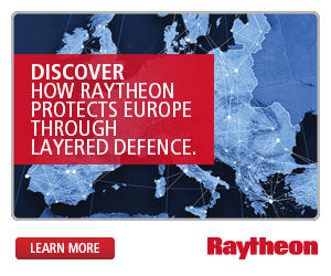 Discover how Raytheon protects Europe
