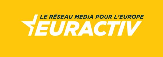 EURACTIV Logo avec FR motto