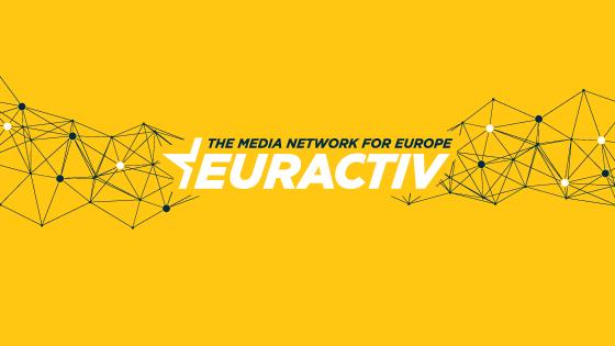 EURACTIVNetwork branding identity EN