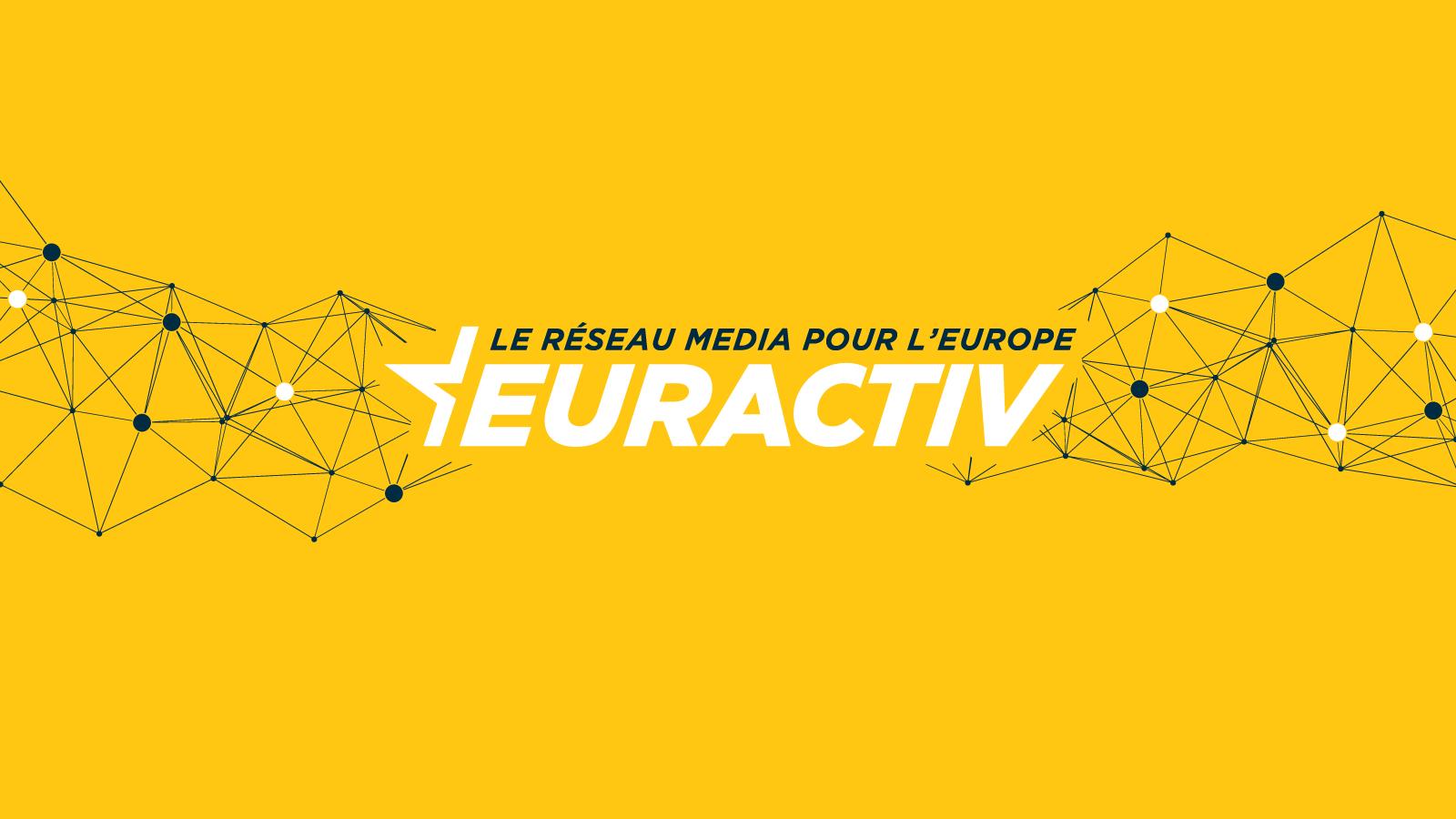 EURACTIVNetwork branding identity FR