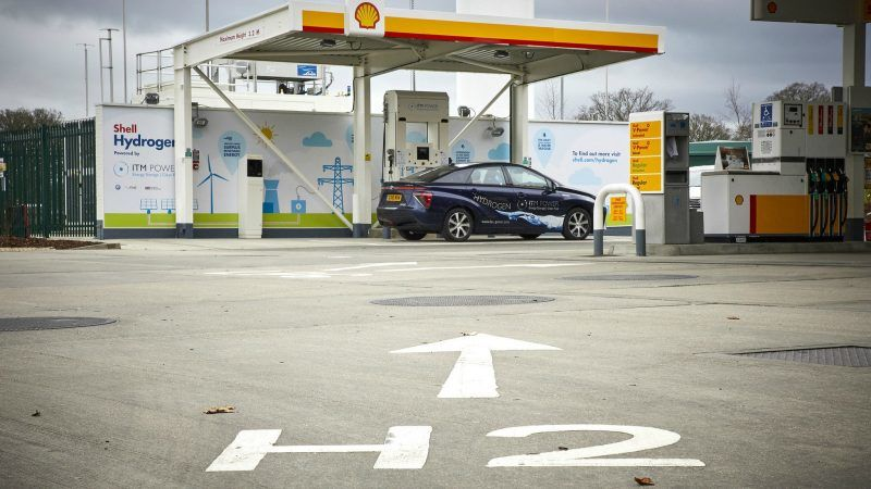 Shell opens first-of-its-kind hydrogen refuelling station – EURACTIV com