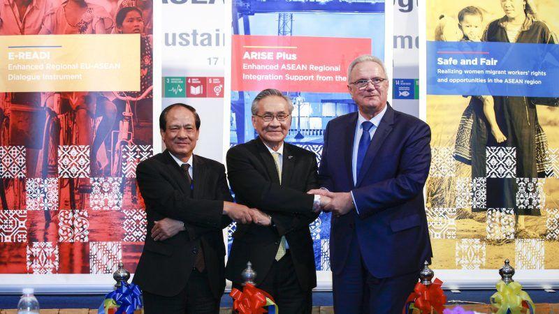 Asean Countries Unconvinced By Eu Trade Pact Euractiv