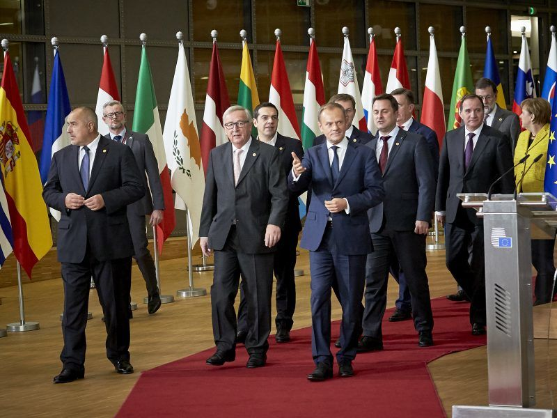 EU leaders postpone decision on trade amid wariness over ...