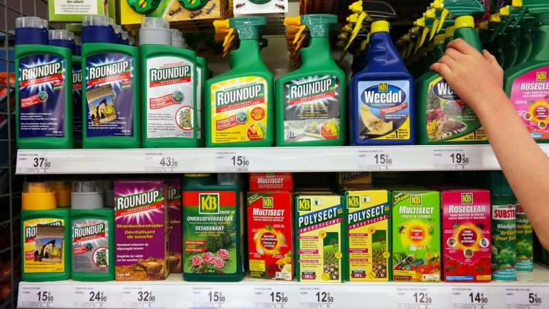 Greece authorises Monsanto's Roundup for five years