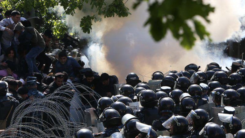 Image result for authoritarianism in Armenia