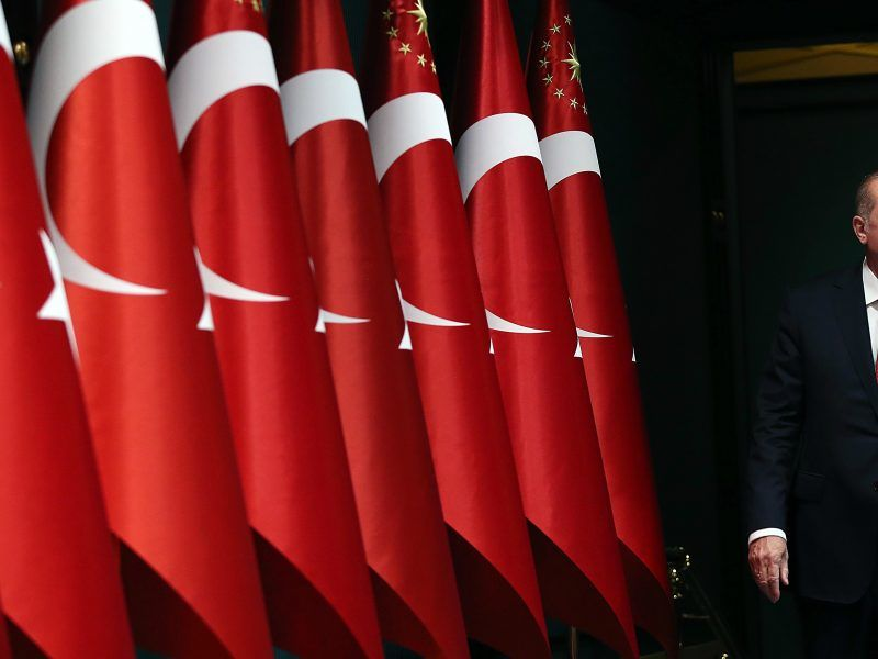 Erdogan, Seeking to Solidify Power in Turkey, Calls for Early Elections