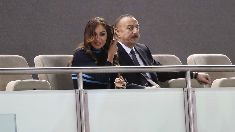 Azerbaijan's strongman Ilham Aliyev re-elected for fourth consecutive term