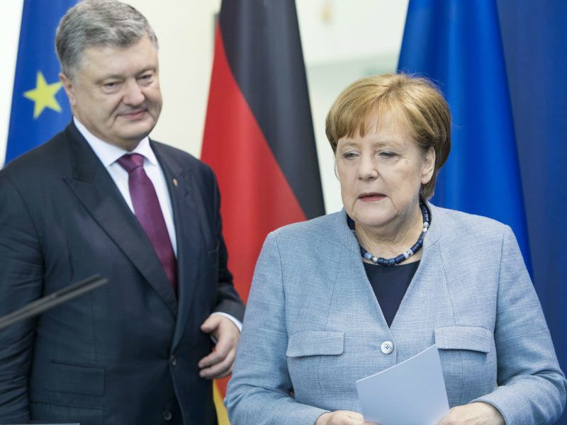 "Media: trump urged Merkel to abandon the ""Nord stream-2"""