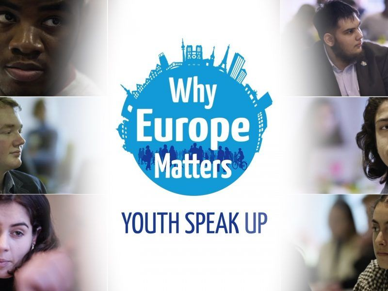 Why Europe Matters: Youth Speak Up