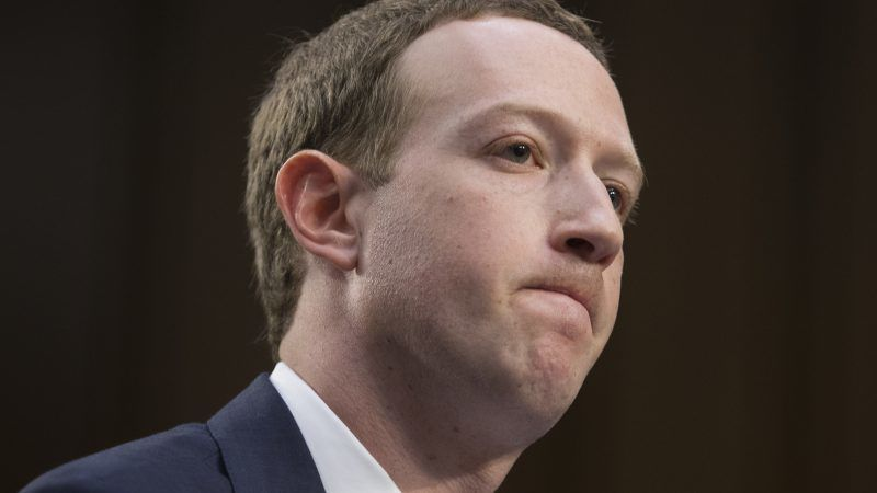Facebook's Zuckerberg will explain Cambridge Analytica scandal to EP committee