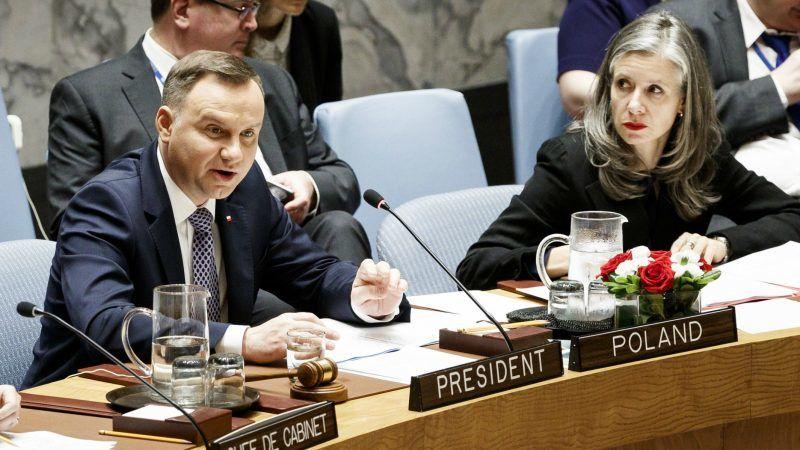 Poland pushes for UN mission at Ukraine-Russia border