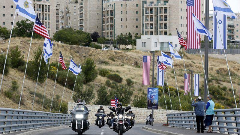 Israel, US Jerusalem festivities uncover EU rift – EURACTIV com