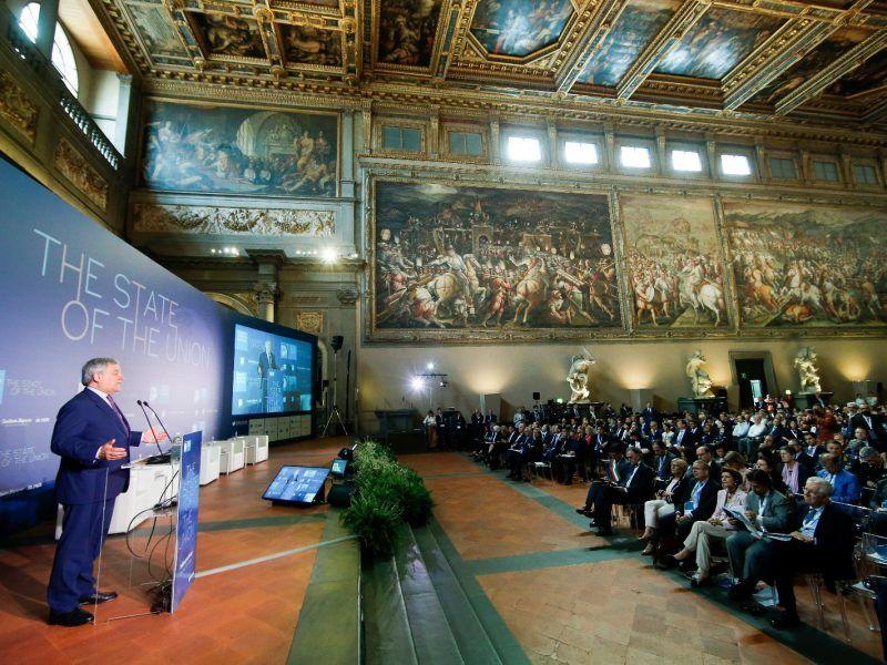 European Union accused of 'interfering' in Italian politics